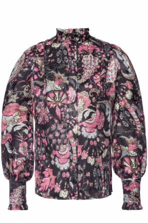 Patterned shirt od Isabel Marant